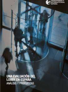 Estudio de los Lobbies en España